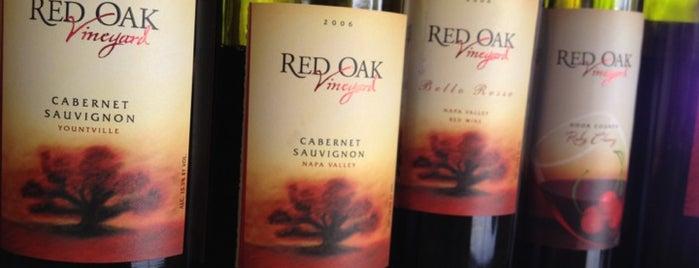 Red Oak Vinyard is one of Wisconsin Wineries.