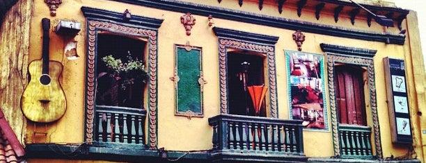 Mercado de las pulgas San Alejo is one of selección Bogota.