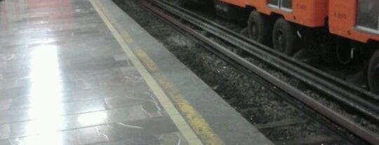 Metro Tacubaya is one of MX - Mexico.