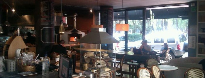 Café Toscano is one of DF Dining.