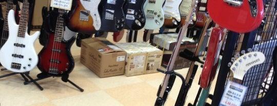 Yamano Music is one of Shinichi : понравившиеся места.