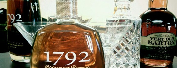 Barton 1792 Distillery is one of Birthday Trip.