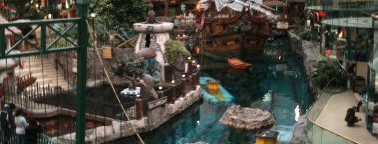 West Edmonton Mall is one of Best of World Edition part 1.