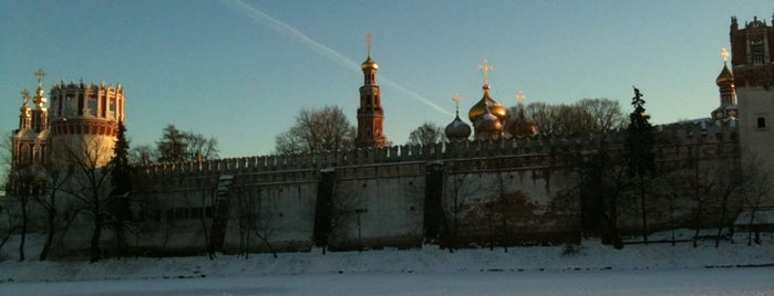 Moscow outdoors