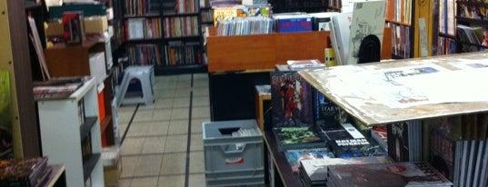 Forbidden Zone is one of Comics Shop.