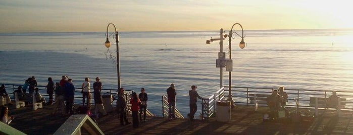 Santa Monica Pier is one of LA Guide for Arabs ;).
