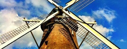 Molen van Sloten is one of Holland.