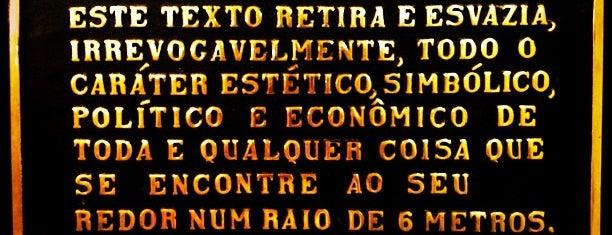 SP-Arte is one of FalaCultura'nın Beğendiği Mekanlar.