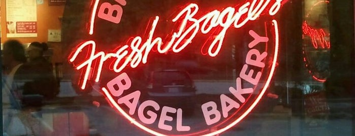 Bruegger's Bagels is one of Restaurants.