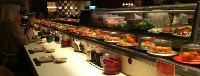 Sushi Tei is one of favorite-cafe&Resto.