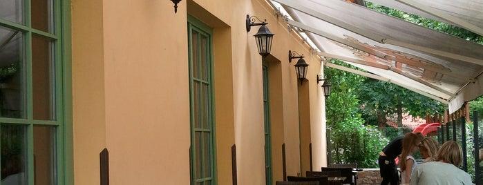 Ristorante il Giardino is one of Navštiv 200 nejlepších míst v Praze.