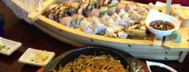 Sushi Moto is one of Portland.