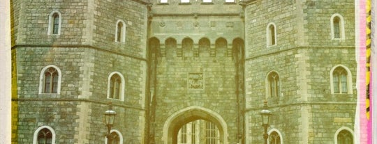 Windsor Castle is one of World Sites.
