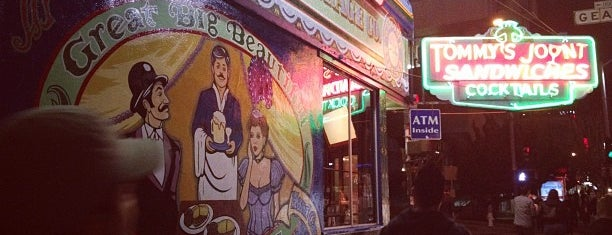 Tommy's Joynt is one of Must-Visit Food in San Francisco.