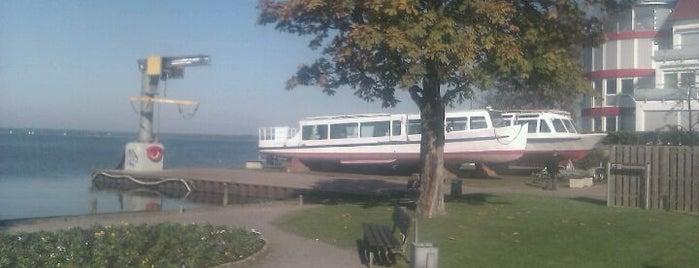 Hafen Steinhude is one of Was man in Steinhude gesehen haben muss.