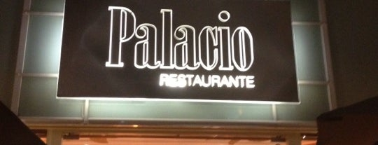Restaurante Palacio is one of Arturo 님이 좋아한 장소.