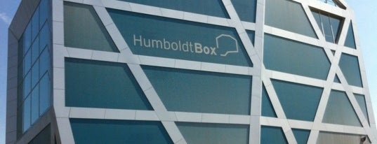 Humboldt-Box is one of StorefrontSticker #4sqCities: Berlin.