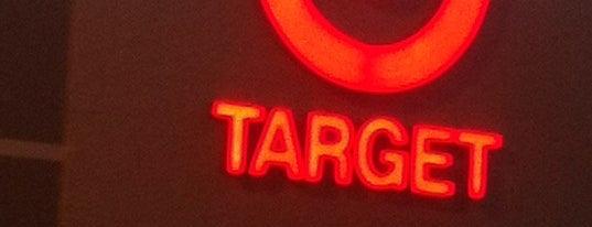 Target is one of Tempat yang Disukai Melanie.