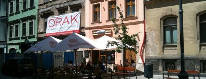 Panoptikum is one of Kam v Brně na pivo.