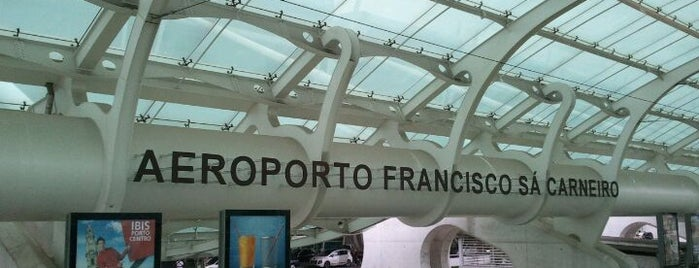 Aeroporto Francisco Sá Carneiro (OPO) is one of Airports - Europe.