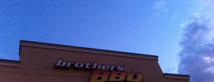 Brothers BBQ is one of Rocky Mountain High.