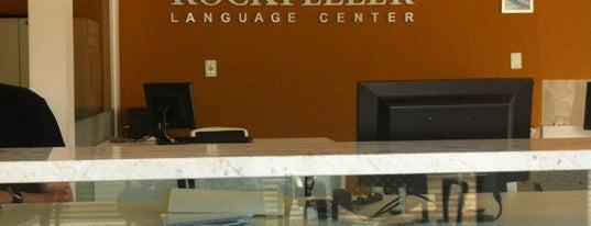Rockfeller Language Center is one of :).