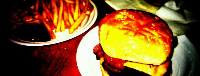Corner Bistro is one of Our Favorite BURGER Spots!.
