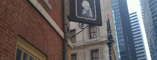 Fraunces Tavern Museum is one of Tempat yang Disimpan Lizzie.