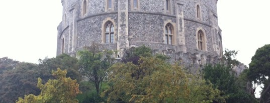 Windsor Castle is one of London.