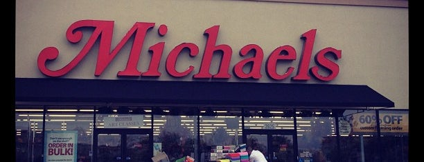 Michaels is one of Locais curtidos por Kawika.