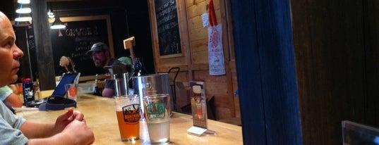 Nantahala Brewing Taproom & Brewery is one of NC Craft Breweries.