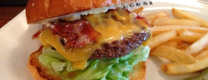 FIRE HOUSE is one of Tokyo's Best Burgers - 2013.