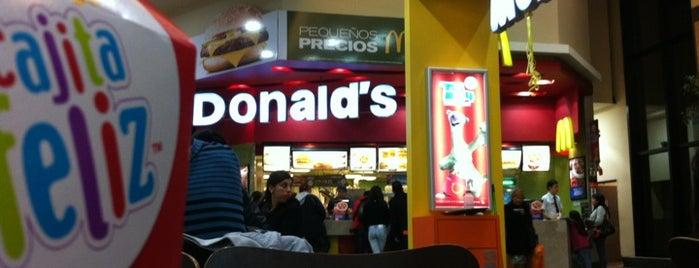 McDonald's is one of Cristian'ın Beğendiği Mekanlar.