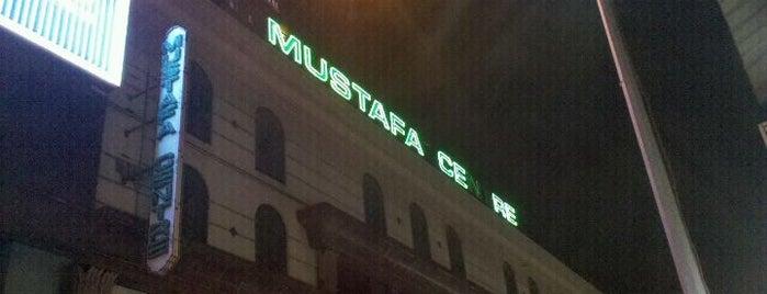 Mustafa Centre is one of Neu Tea's Nav.