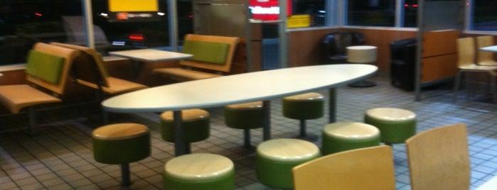 McDonald's is one of Francisco : понравившиеся места.