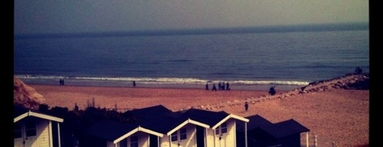 Branksome Dene Chine Beach is one of The Ultimate Student Guide to Bournemouth.