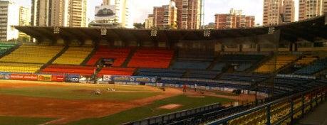 Estadio Universitario de Caracas is one of Estadios Liga Venezolana de Béisbol Profesional.