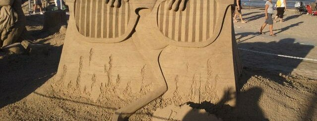 Sandcastle Days is one of South Padre Island.