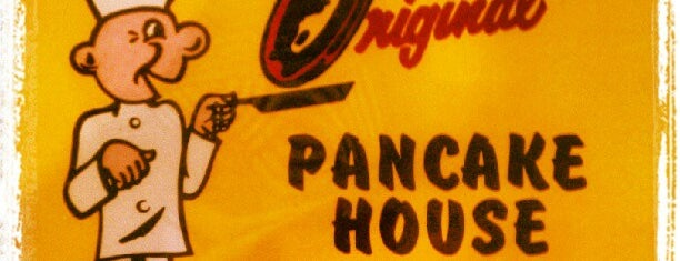 The Original Pancake House is one of Salem, Oregon - Breakfast & Brunch Spots.
