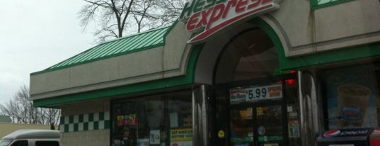 Hess is one of Gas Stations.