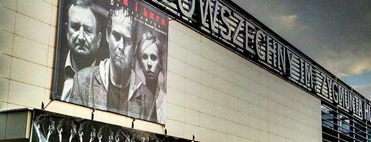 Teatr Powszechny is one of Warsaw.