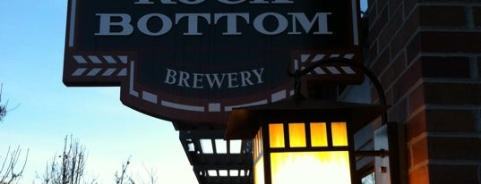 Rock Bottom Restaurant & Brewery is one of Colorado To Do.