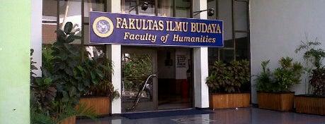 Universitas Airlangga (UNAIR) is one of Characteristic of Surabaya.