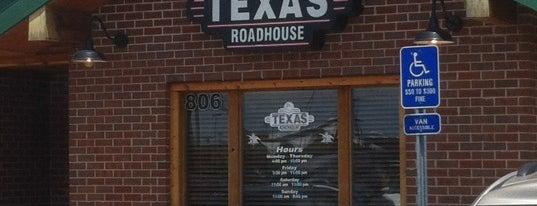 Texas Roadhouse is one of General Foodie.