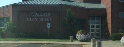 "O'Fallon City Hall is one of ""Been there, done that.""."