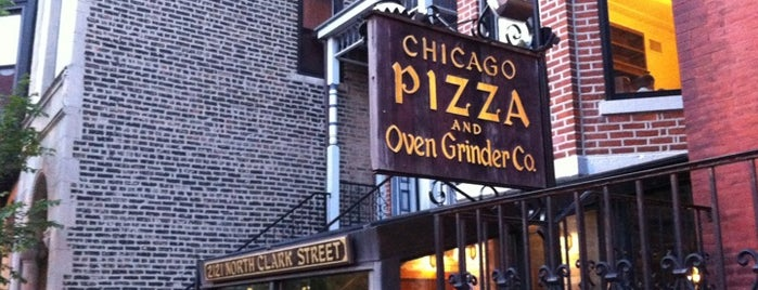 Chicago Pizza and Oven Grinder Co. is one of X-Country.