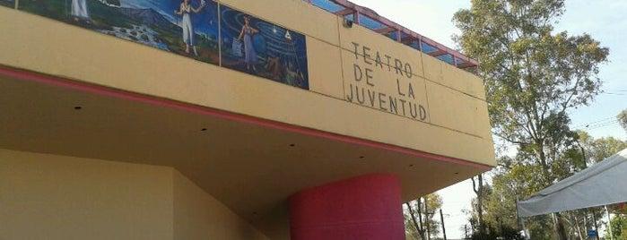 Parque De La Juventud is one of Tempat yang Disukai Luis.