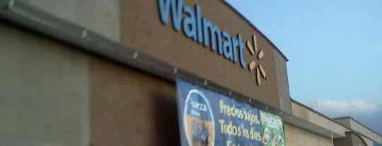 Walmart is one of Lugares favoritos de Emmanuel.