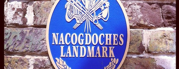 Nacogdoches Town Center is one of Bone Hill.