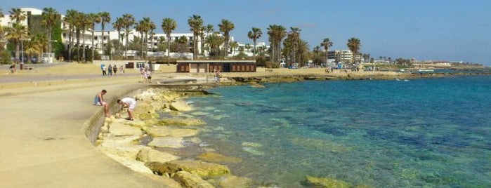Paphos is one of Cypriot summers.